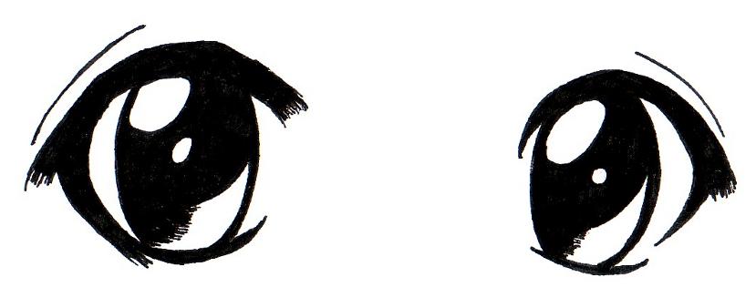 Des yeux d'enfant
