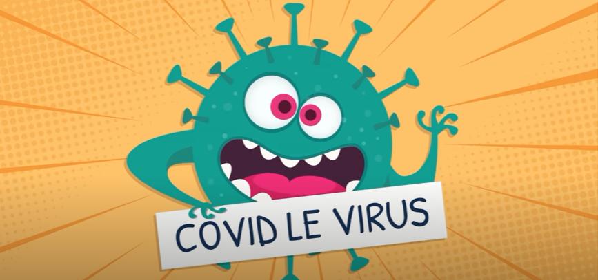 Image du coronavirus